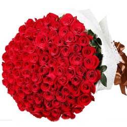 99朵红玫瑰,心心相印把手牵