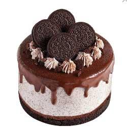 8寸朱古力蛋糕,完完美美