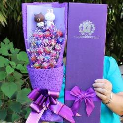 19颗棒棒糖,礼盒装,甜蜜跟你走过每一秒