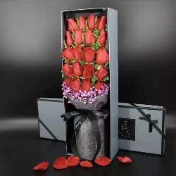 有你一切皆美好/20枝红玫瑰礼盒