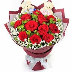 11支玫瑰/爱的恋人