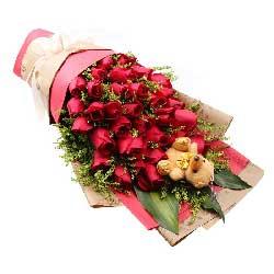 我的心里只有你/29支红玫瑰