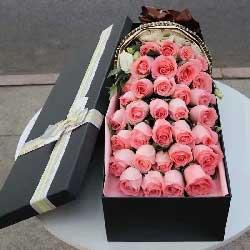 永远属于你的爱/33枝戴安娜玫瑰