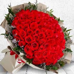 幸福相依/99枝玫瑰
