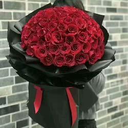 天天想着你/99枝红色玫瑰