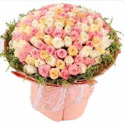 天涯的爱/99枝玫瑰混搭