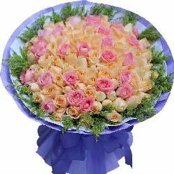 美丽可爱/99枝玫瑰