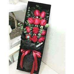 你是我的爱/11支红玫瑰礼盒