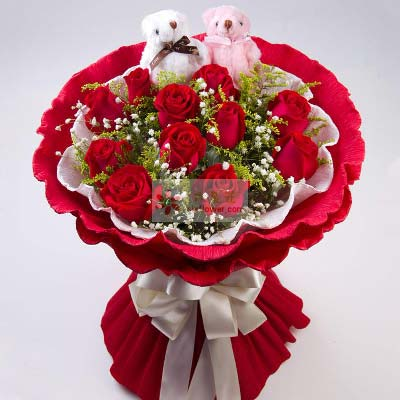 11支红玫瑰/你就是一切
