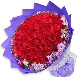 99支红玫瑰/最真挚的爱恋