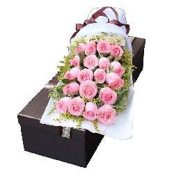 20枝戴安娜玫瑰/我会在乎你一辈子