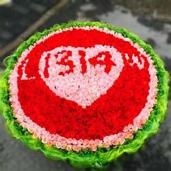 999支玫瑰/最爱的人