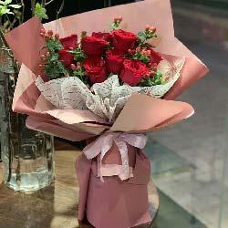 11支红玫瑰/甜蜜浪漫