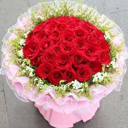 小幸福/30支红玫瑰