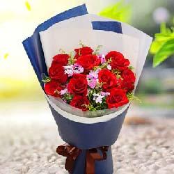 11支红玫瑰/一路有你