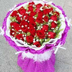 一辈子陪着你/33枝红玫瑰