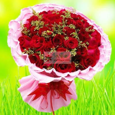 21朵红玫瑰/给你一片蓝天