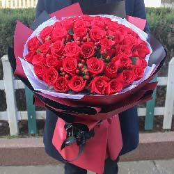 99支红玫瑰/爱你永远
