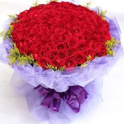 99枝红玫瑰/一生去感受你