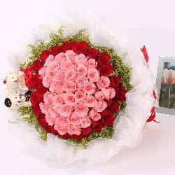 60朵玫瑰/恩爱到永远