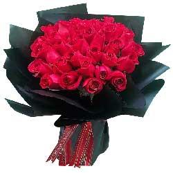 18朵红玫瑰,爱情甜蜜