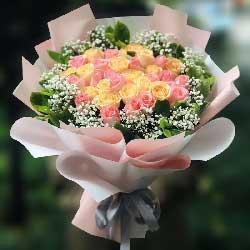 19朵玫瑰,与你的今生来世