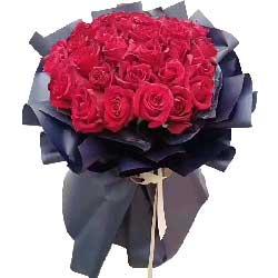 29朵红玫瑰,愿意与你共度天长地久