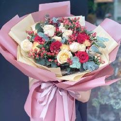 19朵玫瑰,珍惜与你的每一分每一秒