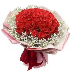 39朵红玫瑰,爱你千万年永不变