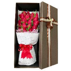 20朵红玫瑰礼盒,让爱永远萦绕在心间