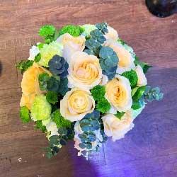 康乃馨玫瑰手捧花,恒久的温暖