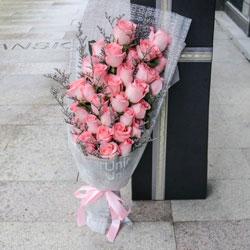 30朵戴安娜玫瑰,我喜欢你