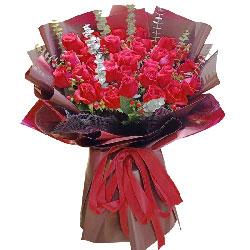 30朵红玫瑰,日夜想你