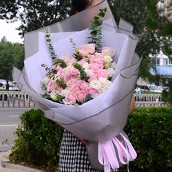 37朵玫瑰,相依一生