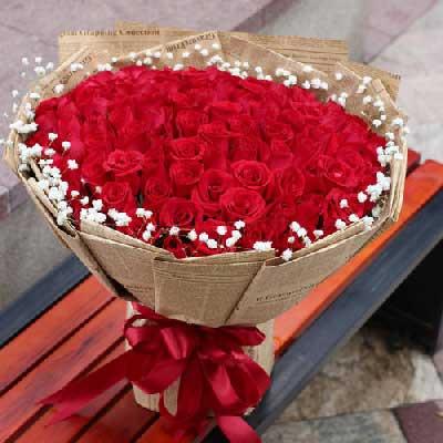 88朵红玫瑰,我们永远相爱