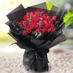 28朵红玫瑰,你是高无上的美