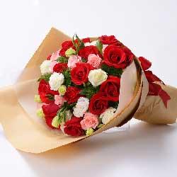 33朵玫瑰,爱你永不变