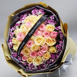 33朵玫瑰,你是我的真爱