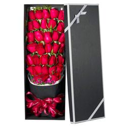 33朵红玫瑰,真爱永远