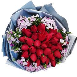 31朵玫瑰,知我心着只有你