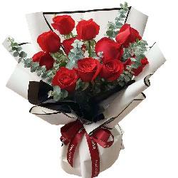 11朵红玫瑰,有你的爱是今生最大的幸福