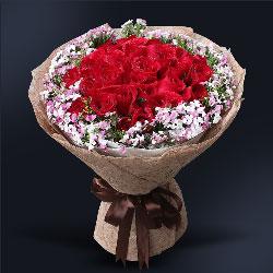 21朵红玫瑰,爱的回忆