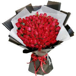 99朵红玫瑰,幸福的梦想