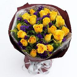 21朵黄玫瑰,再给我一次机会