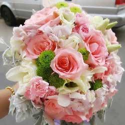 33朵玫瑰,手捧花,山盟海誓