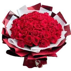 33朵红玫瑰,潇洒的爱你