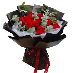 13朵红玫瑰,想说我爱你