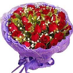 29朵红玫瑰,爱你直到永远