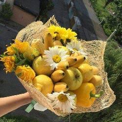 水果鲜花,让你更甜蜜