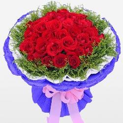 32朵红玫瑰,梦中全是你